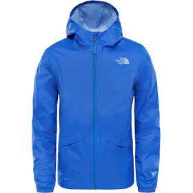 The North Face Zipline Rain Jacket Flickor dazzling blue